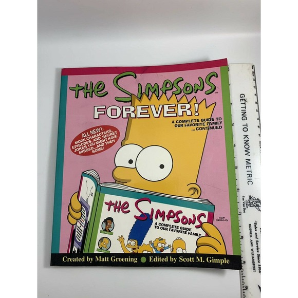 The Simpsons Episode Guide The Simpsons Forever!